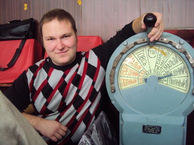П.М. Тарасов в студенческие годы