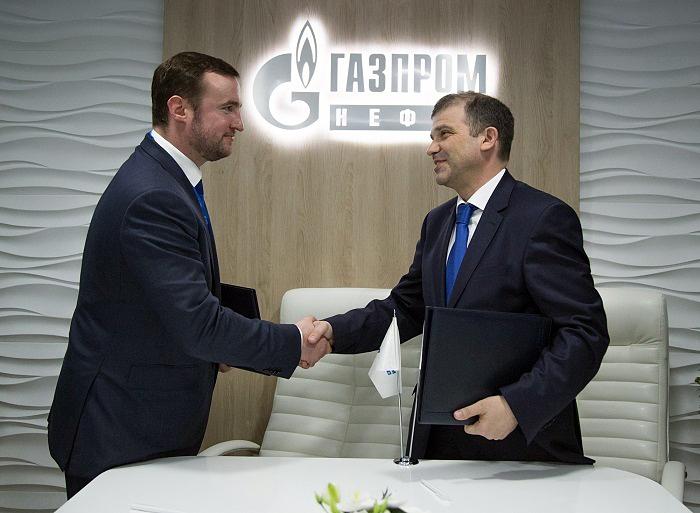 «Газпром нефть» иSiemens договорились осотрудничестве при освоении шельфа Российской Федерации