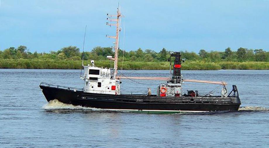 фото рыболовного сейнера