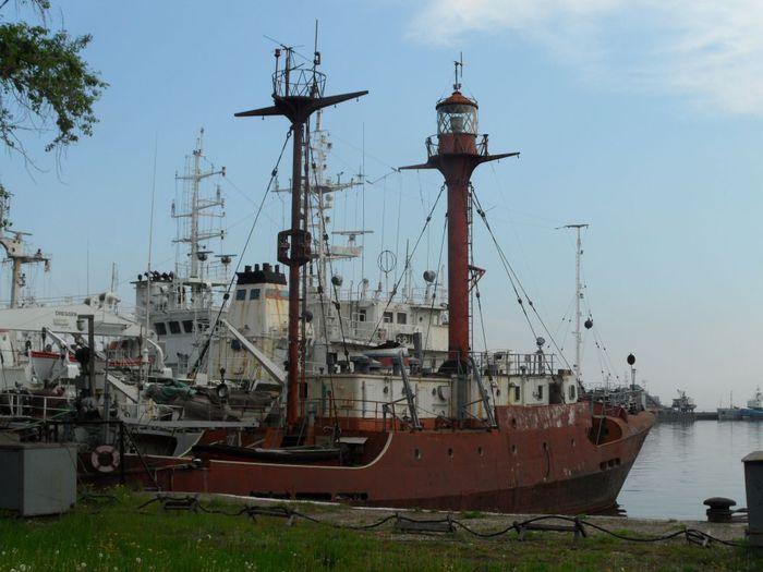 Последний плавучий маяк в Российской Федерации сдадут вмузей