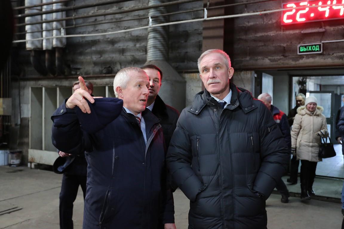 ВУльяновской области слета начинает работу 1-ый русский ветропарк