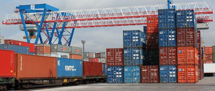 Международные контейнерные перевозки транспортной компанией