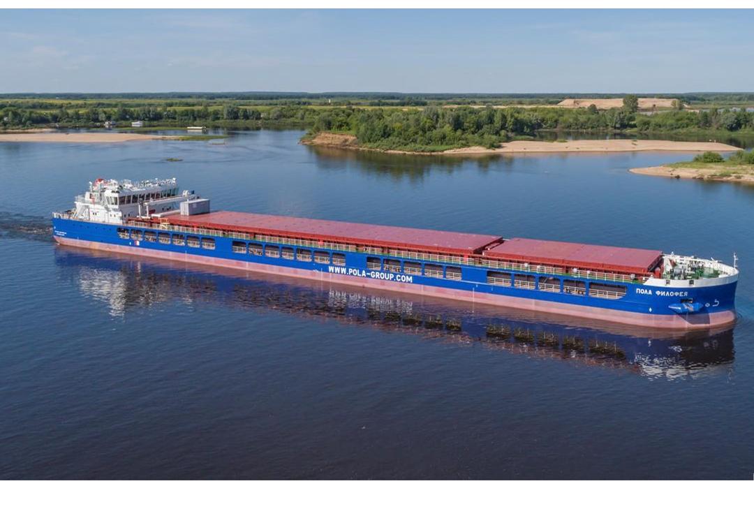 Завод «Красное Сормово» подписал контракт на строительство серии сухогрузов проекта RSD59