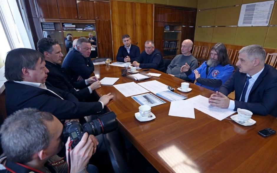 Парусную яхту для кругосветного путешествия Федора Конюхова планируют построить вЯрославской области