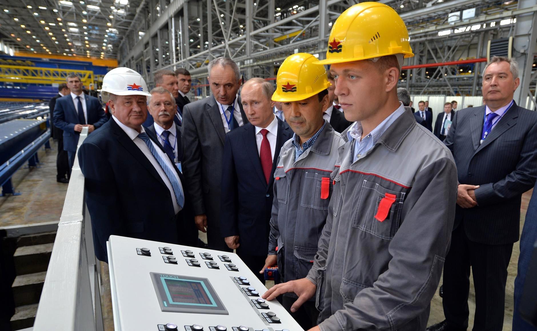 Путин назвал основной фактор укрепления индустрии Дальнего Востока